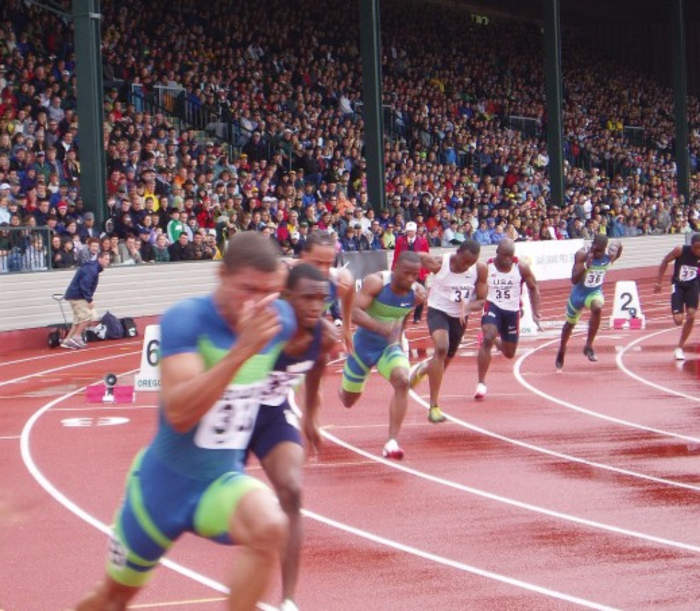 Tokyp Olympic track and field medalists descend in Oregon for Prefontaine Classic this weekend