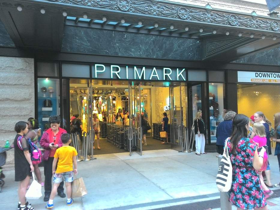 Primark shopper numbers 'back to pre-Covid levels'