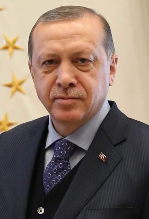 Turkey's President Erdogan opens Cambridge 'eco-mosque'