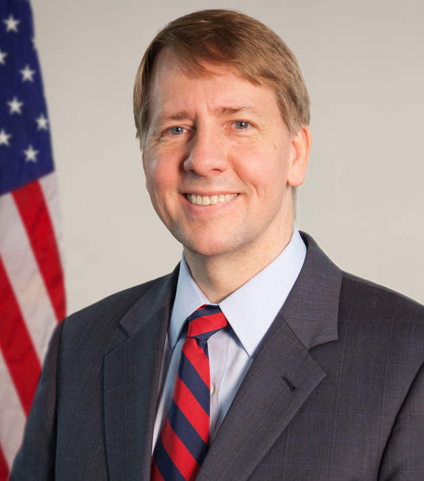 Richard Cordray is Biden's pick to oversee federal student loans