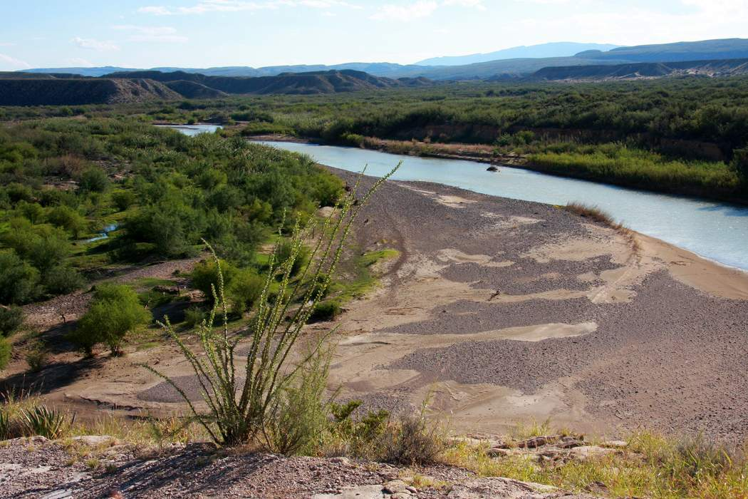 Why the Rio Grande is switched on and off to supply water for New Mexico, Texas and Mexico