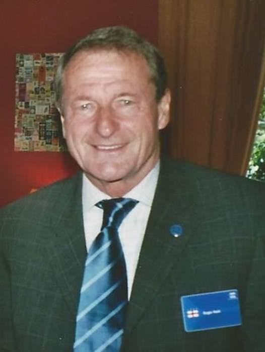 England's World Cup-winning striker Roger Hunt dies aged 83