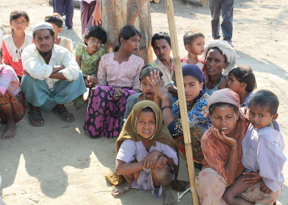Two dozen Rohingya died on drifting boat; 382 rescued: Bangladesh