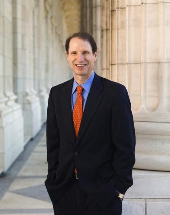 Oregon Senator Ron Wyden on
