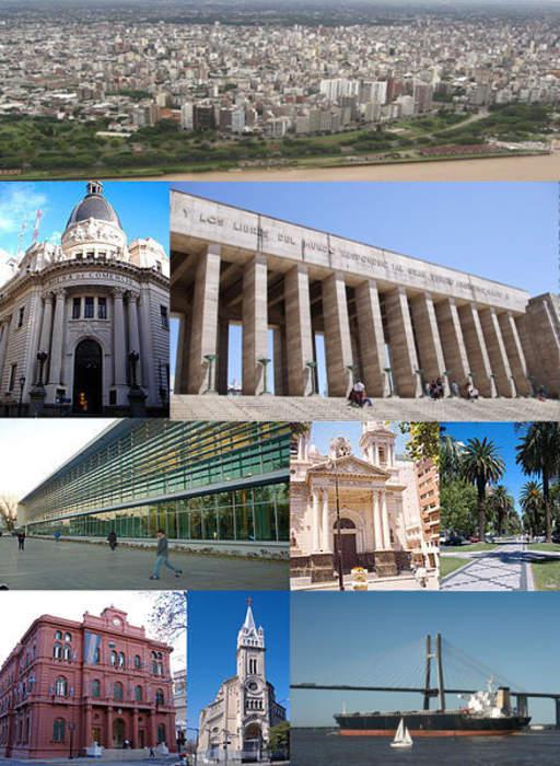 Chilean consul in Argentine grains hub Rosario dies from coronavirus