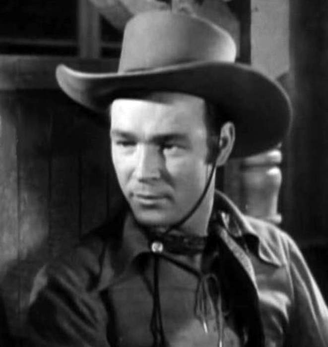 The Scots girl adopted by singing cowboy Roy Rogers