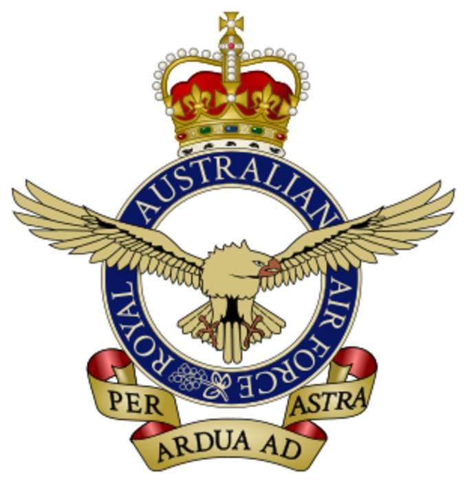 On a wing and a prayer: Tributes for RAAF's century in the sky