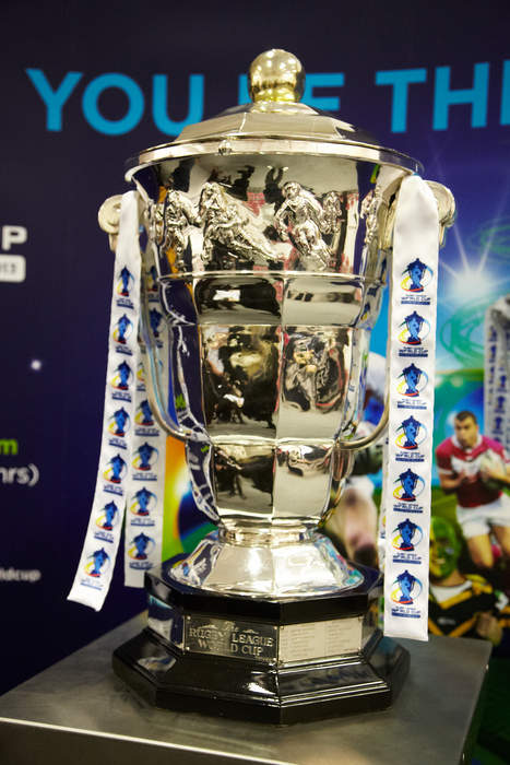 Rugby League World Cup 2021: How will Thursday's draw work?