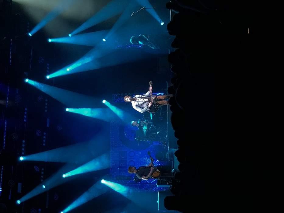 ACM Awards: Maren Morris and husband Ryan Hurd's duet 'lit us both on fire'