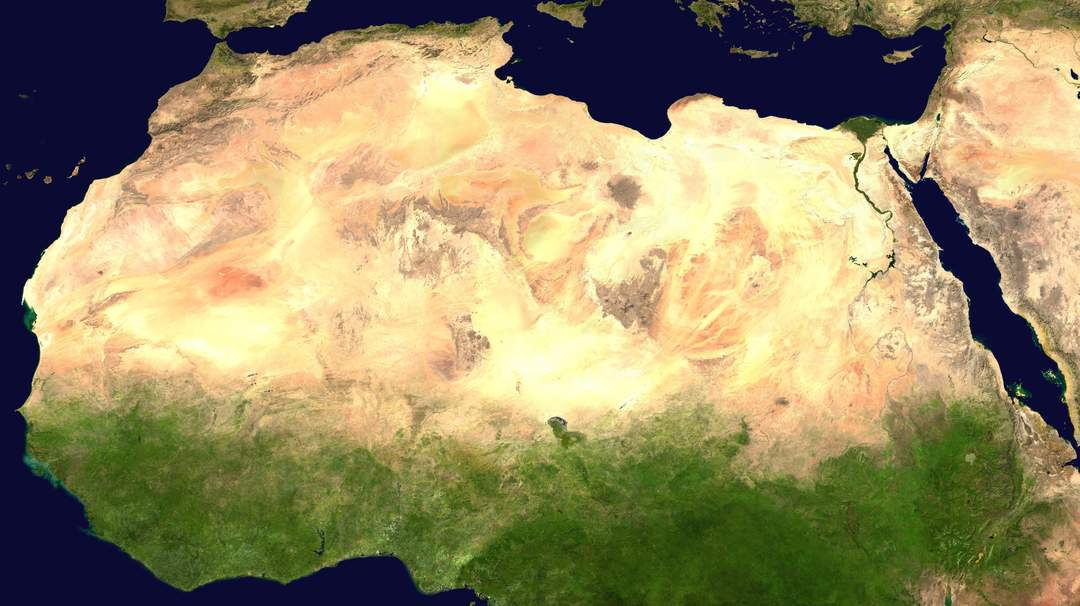 Saharan dust to bring fewer tropical storms, beautiful sunsets