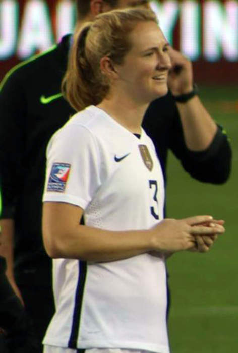 USA 4-0 Colombia: Sam Mewis scores hat-trick in first home game in 10 months