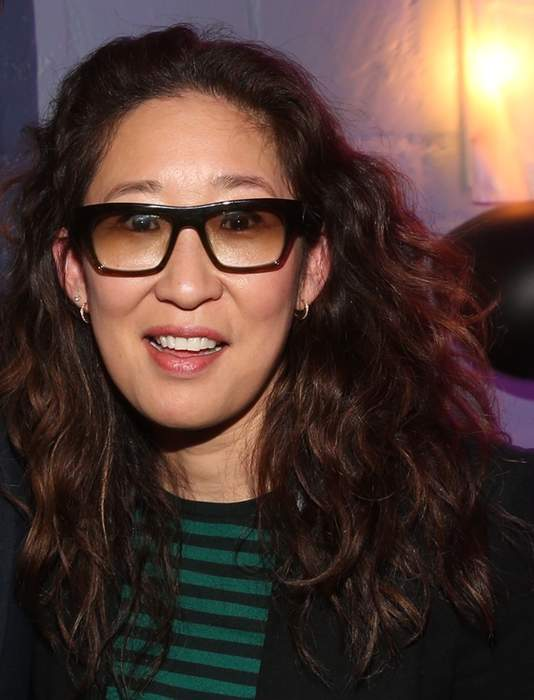 Sandra Oh, star of Netflix's 'The Chair,' craved comedy after darkness of 'Killing Eve'