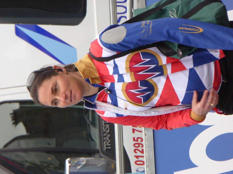 Storey wins gold at Para-cycling Worlds
