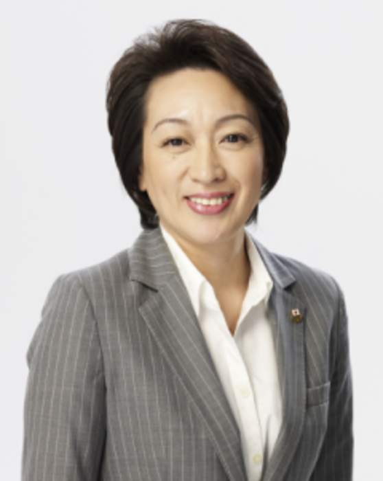Seven-time Olympian, pioneer woman lawmaker Hashimoto appointed Olympics minister