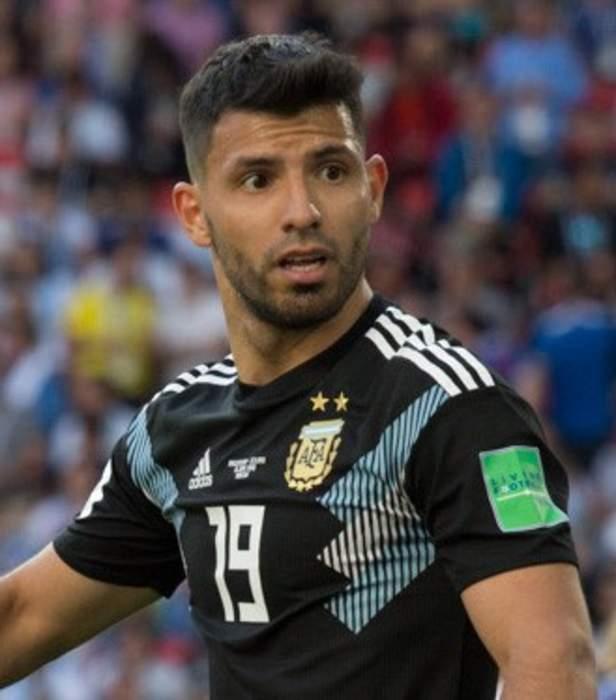 Sergio Aguero: Manchester City striker 'close' to Barcelona move, says Pep Guardiola