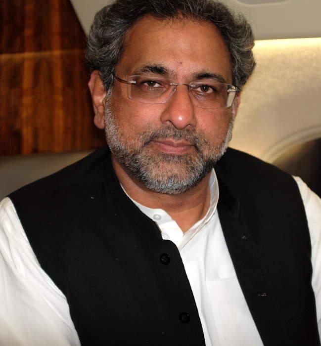 Former Pakistani PM Abbasi arrested: anti-graft agency