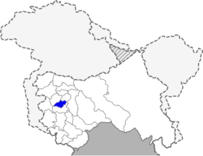 Shopian district