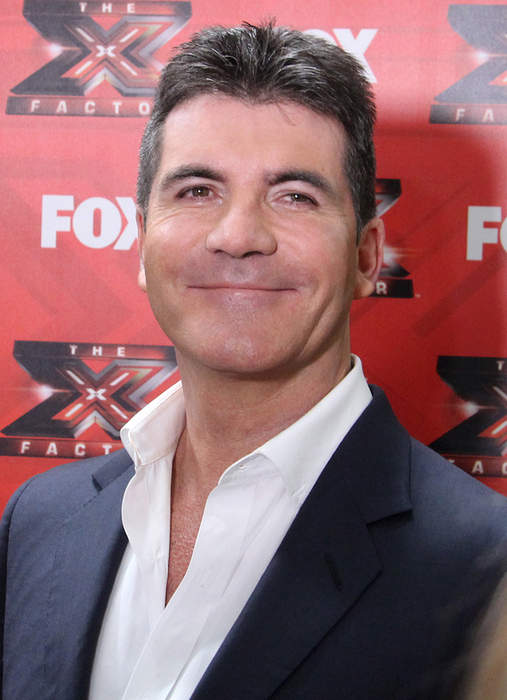 Simon Cowell is Back to Riding Electric Bikes After Back Injury