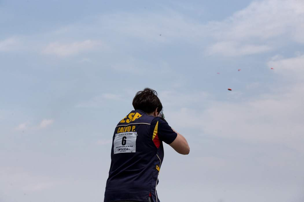 Amber Hill: Skeet shooter excited for Tokyo even without overseas fans