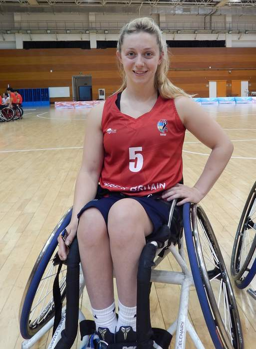 GB wheelchair basketballer Sophie Carrigill on her Paralympic ambition in Tokyo