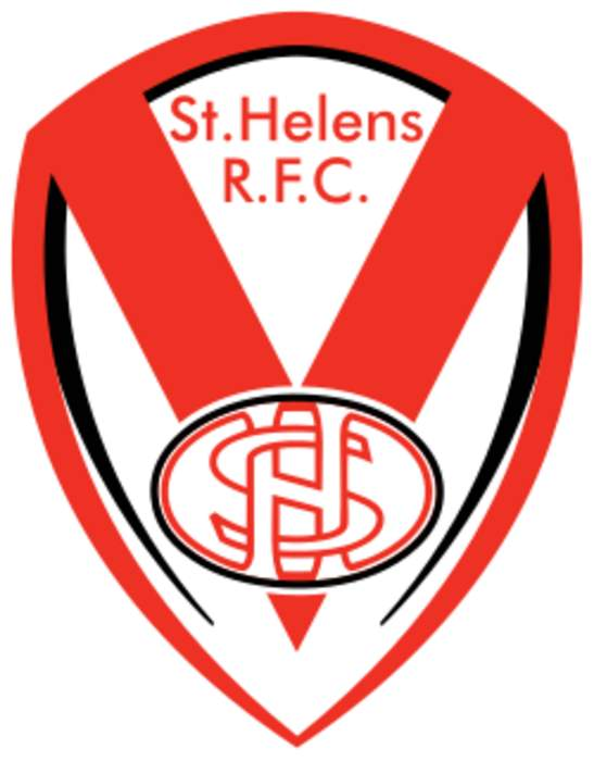 Super League: St Helens 40-8 Leeds Rhinos