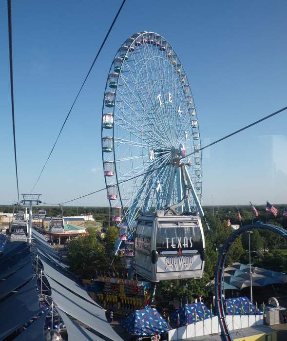 What the Texas State Fair looks like during the coronavirus pandemic