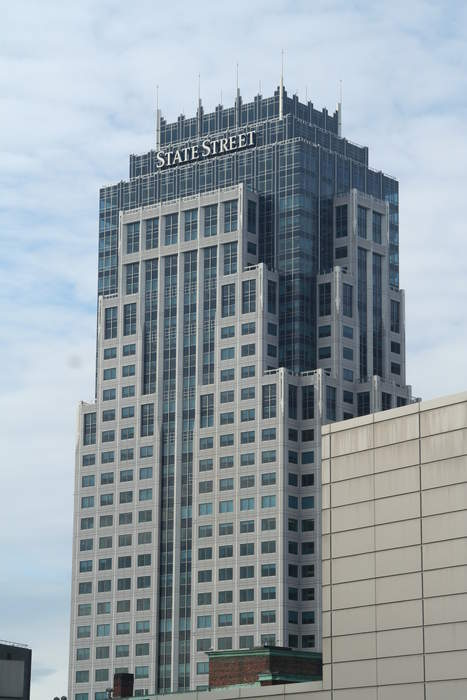 State Street agrees to pay $115 million criminal fine for customer overcharges