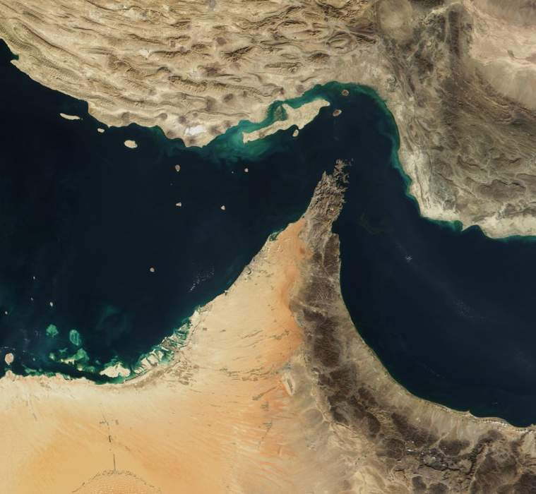 Britain says won't compromise on freedom of navigation in Strait of Hormuz