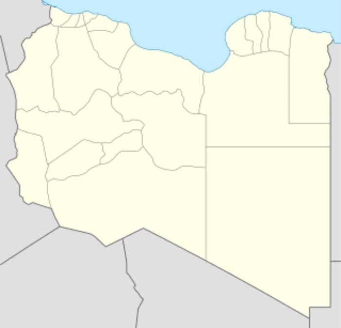 Libya's city of ghosts