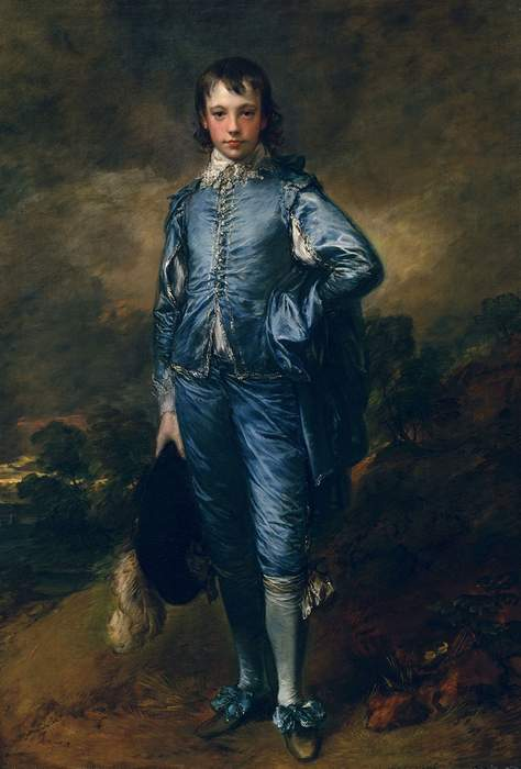 Thomas Gainsborough's Blue Boy to return to the UK after 100 years