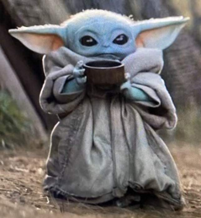 Baby Yoda plays key role on historic SpaceX mission