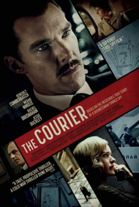 The Courier (2020 film)