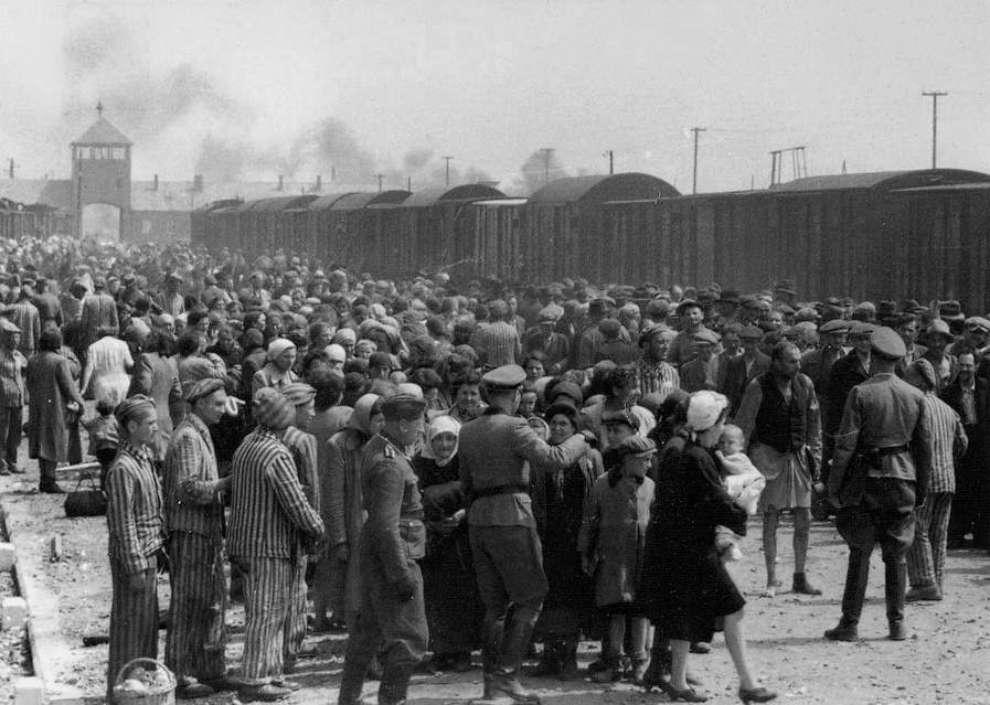 The Holocaust's Moral Lessons – OpEd