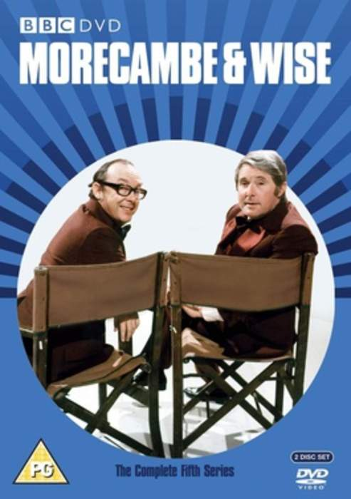 Lost Morecambe and Wise Show a 'huge discovery'