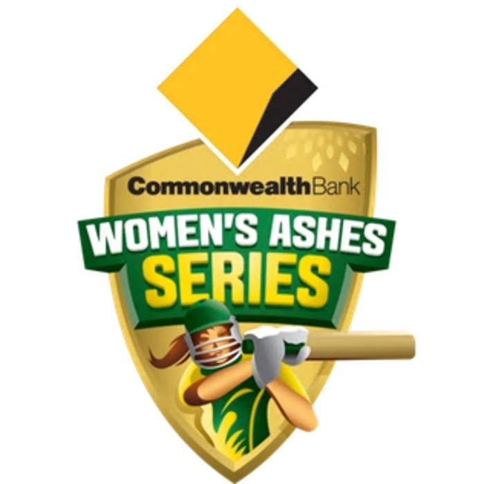 Women's Ashes: Australia's Ellyse Perry reaches century against England