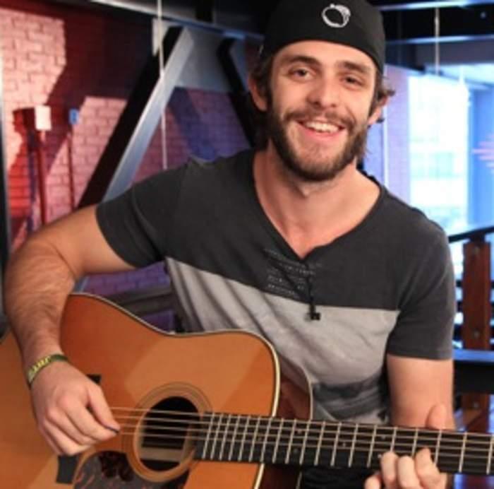 Thomas Rhett's 'special song' at CMTs