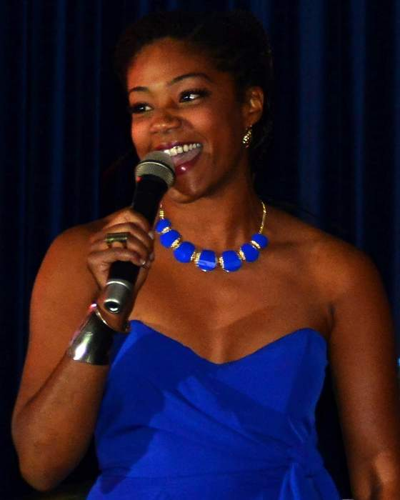Tiffany Haddish Says Meghan Markle Respects the Queen, Offers Hilarious Royal Take