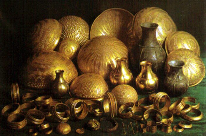 Treasure finds 'important to Shropshire's story'