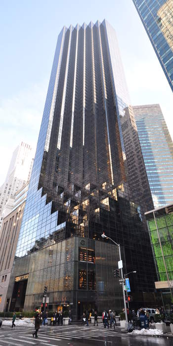 $350,000 in jewelry reported stolen from 2 Trump Tower apartments