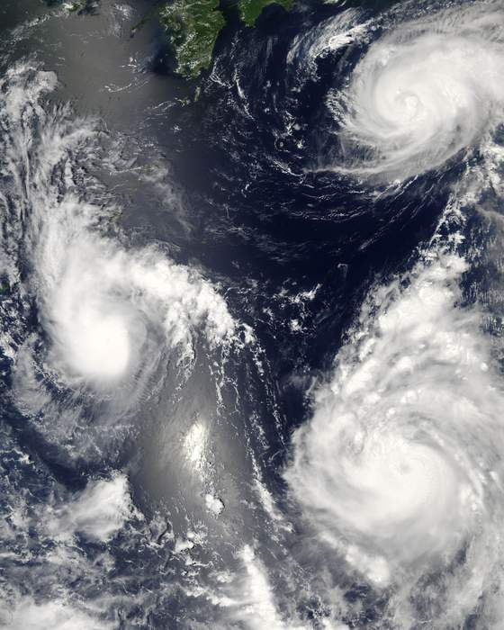 Typhoon lashes Japanese capital, one dead, power, transport disrupted