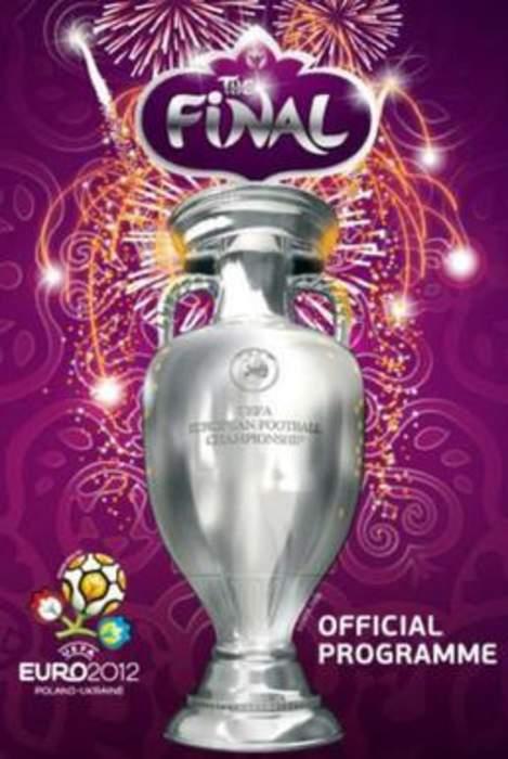 Archive: Germany v Italy - Euro 2012