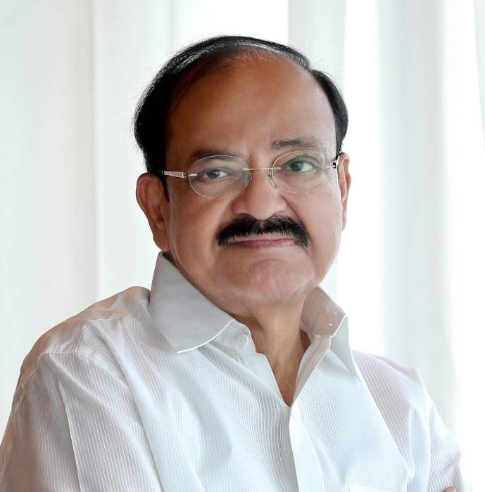 Bharat Biotech bosses discuss Covaxin status with Vice President M Venkaiah Naidu