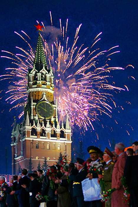 Coronavirus forces Russia to hold slimmed down Victory Day in blow to Putin