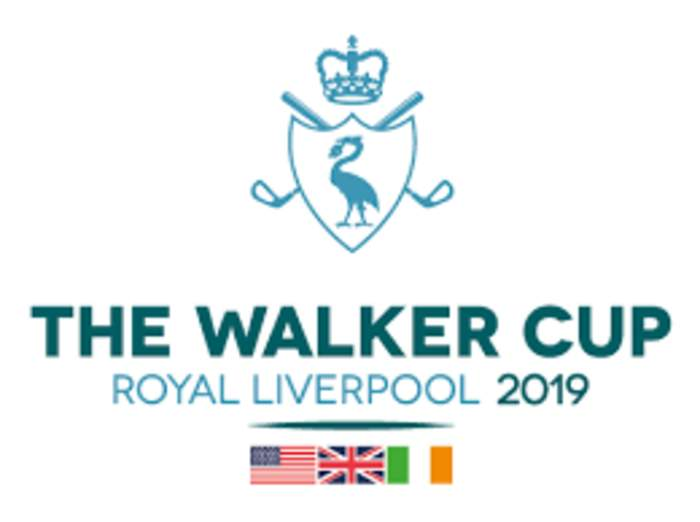 Walker Cup: US hold slim Walker Cup lead over Great Britain and Ireland at Seminole