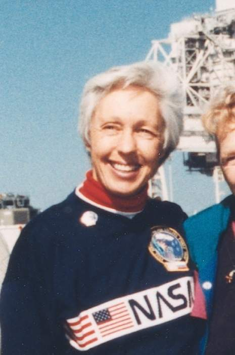 Wally Funk was supposed to go to space 60 years ago. Now she's going with Jeff Bezos