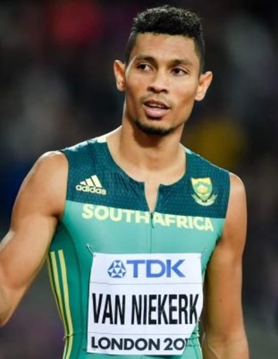 Van Niekerk qualifies for Olympics but Semenya misses out