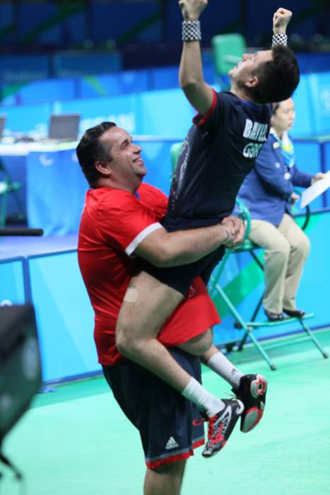 Tokyo 2020: Will Bayley named in 13-strong Para-table tennis squad