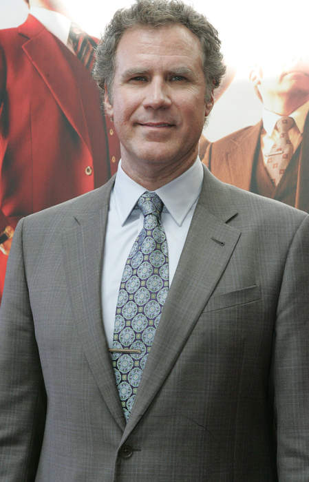 Will Ferrell gets star on Hollywood Walk of Fame
