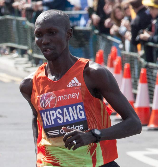 Two-time London Marathon winner Kipsang provisionally suspended