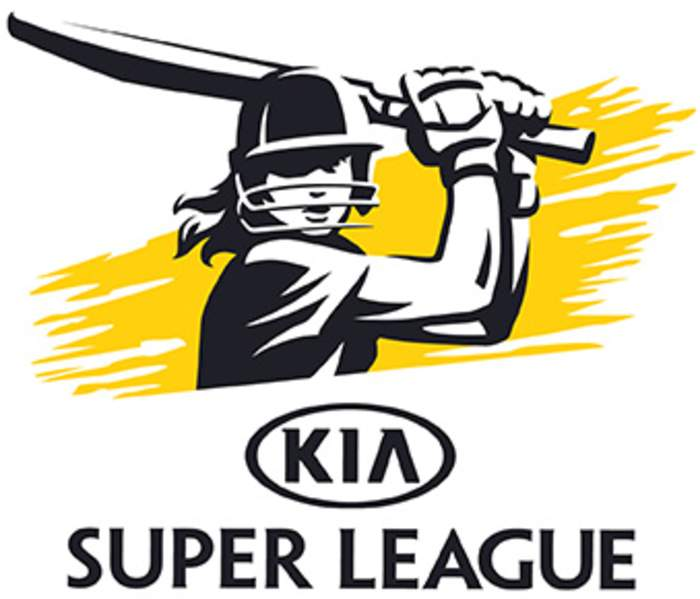 Women's Super League: Western Storm beat Southern Vipers to win title